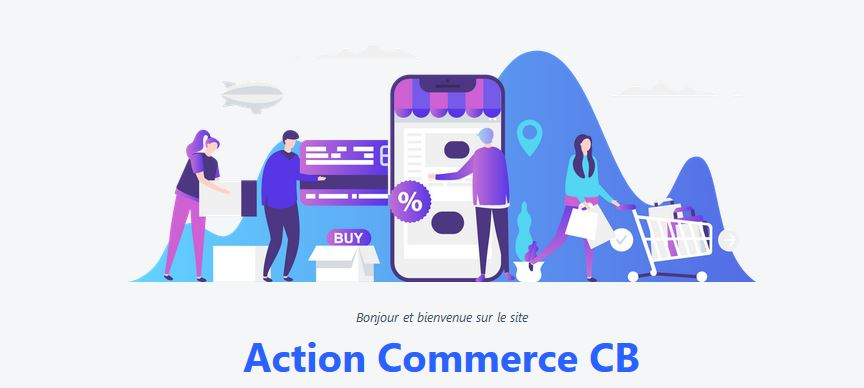ACTION COMMERCE CB