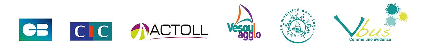 logos partenaires Paiement sans contact dans les transports à Vesoul