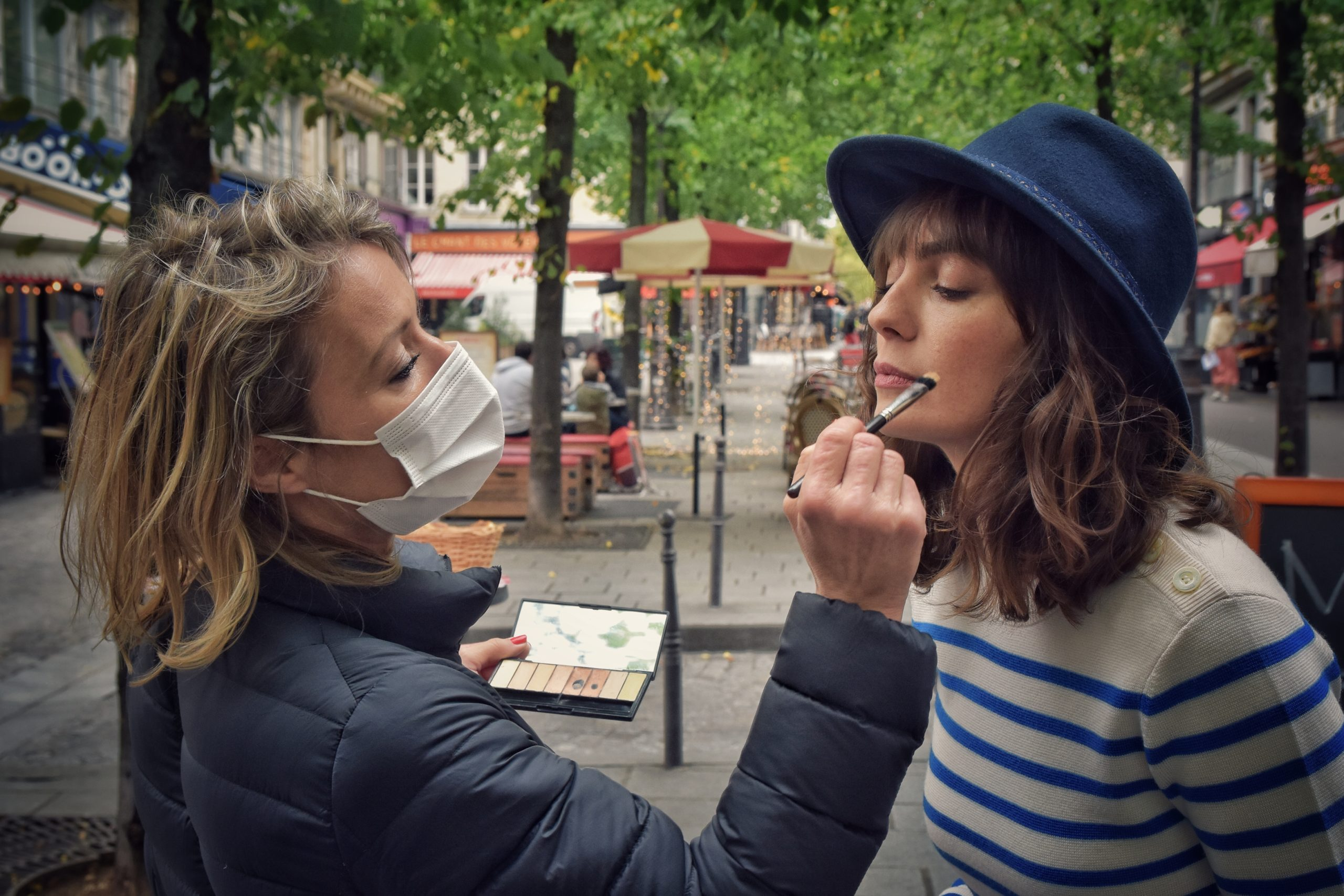 Making of campagne French Touch CB