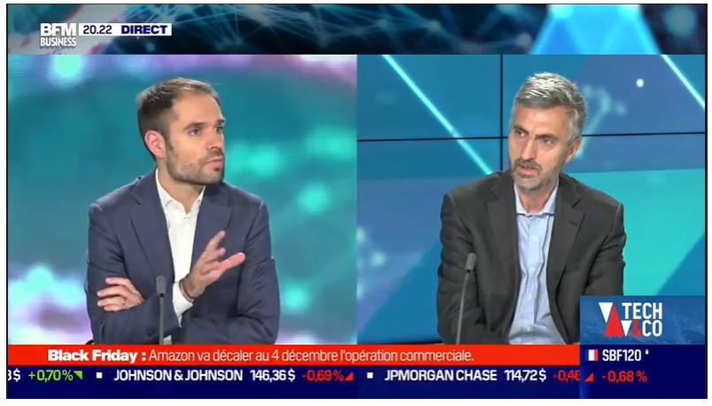 """Loÿs Moulin (CB) : """"ActioncommerceCB"""", l'initiative de CB pour faciliter la digitalisation des PME - 19/11"""