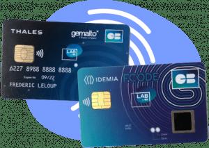 Carte biométrique