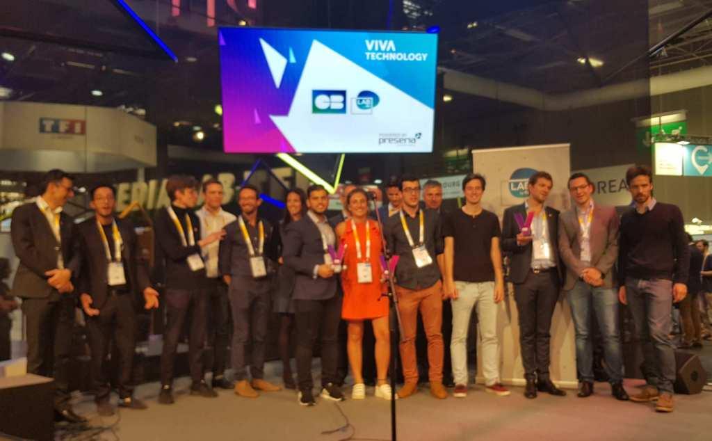 Vivatech Pitchs – Saison 2018 – Magasin du futur