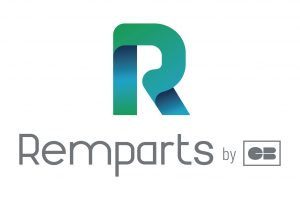 Logo Remparts by CB