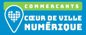 Logo Cœur de ville numérique